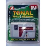 Protector De Voltaje Tr-2 Tonal 220v