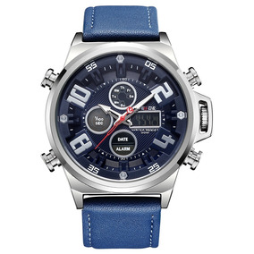 Reloj Original Marca Weide Wh7309 Con Estuche