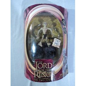El Señor De Los Anillos Las Dos Torres Smeagol Toy Biz 2003
