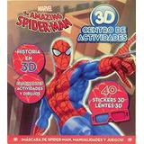 The Amazing Spiderman - Marvel 3d Centro De Actividades