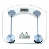 Balanca Digital Vidro Temperado P/ Banheiro Academia 180kg