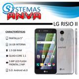 Telefono Lg Risio 2 (m154) 1.5gb/16gb (tienda Física)
