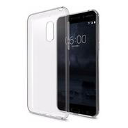 Estuche Protector Thin Nokia 6 - 2017 - Transparente