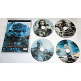 Dvd - Game Of Thrones 7ª Temporada Completa (4 Dvd