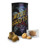 Combo Tubo Capsulas Colombia + Minicookies 35un Modo Barista