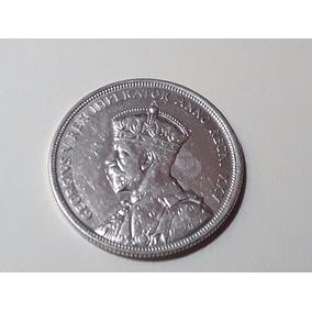 Moneda Canadá Un Dólar 1935 Jorge V Plata Envio Gratis