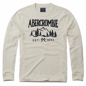 Blusa Masculina Abercrombie 100% Original - Tam: P - P11