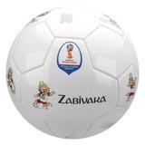Bola De Futebol Zabivaka 2018 Licenciada Oficial Russia N 5 98cdfae539aa0