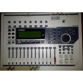 Consola De Grabación Digital Yamaha Aw1600 16 Canales