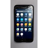 Samsung J7 2016 Con Vidrio Templado (como Nuevo)
