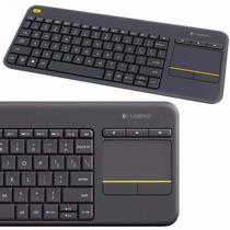 Teclado Wireless Touch Keyboard K400 Plus