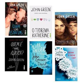 Coleção John Green 2 (6 Livros)