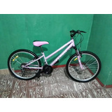 Bicicleta Mtb#24 Nuevas Y Con Garantia Mujer Y Suspensión