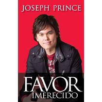 Livro Favor Imerecido Joseph Prince