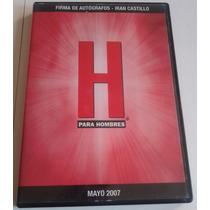 Dvd Raro Revista H Iran Castillo Firma De Autografos 2007