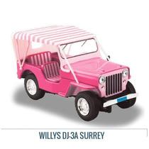 Colección Jeep Willys Dj-3a Surrey 1959-1964 1/43 Ixo