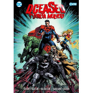 Dceased Planeta Muerto - Comic Nuevo