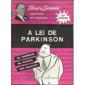Livro A Lei De Parkinson Prof. C. Northcote Parkinson