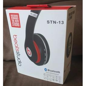 Fone Beats Studio Stn-13 Bluetooth Mp3 Fm Sd Card Monster