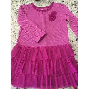 Vestido Para Niña Childrens Place Talla 24 Meses