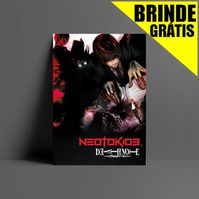 Death Note Poster - Anime Tamanho Grande + Brinde