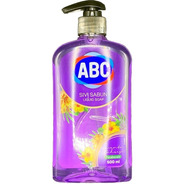 Jabón Líquido Abc Aroma Lavanda 500ml Con Dispensador