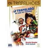 Dvd O Trapalhão Na Ilha Do Tesouro. Os Trapalhões.