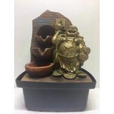 Fuente De Agua Buda Prosperidad Feng Shui El Mejor Precio
