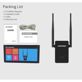 Mini-roteador Sem Fio Wi-fi Amplificador Repetidor 300 Mbps