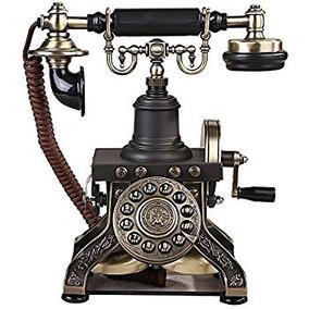 Hermoso Telefono Vintage Antiguo Paramount Torre Eiffel 1892