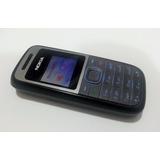 Celular Nokia 1208 Lanterna Simples Facil Numero Grande Orig