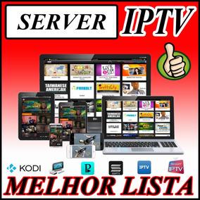 Plano Pré Pago Lista- Iptv ( Premium- Hd-full Hd-30 Dias)