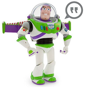 Disney Buzz Lightyear Talking Figura-12 Pulgadas