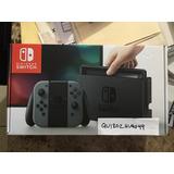 Nintendo Switch Gris Envío Gratis