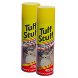 Limpia Tapizados En Espuma Stp Tuff Stuff + Calco Stp Gratis