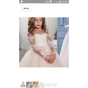 b87ec693483 Vestido Andres Otalora - Vestidos de Primera Comunión Largos para ...