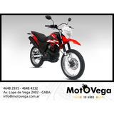 Moto Guerrero Enduro Gxl 150 Tundra 12 Cuotas Con Tarjeta