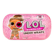 L.o.l Surprise Muñeca Lol Under Wraps Serie 4 Original Lol