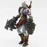 Kratos God Of War 3 Neca Hercules + Blades Deus Da Guerra