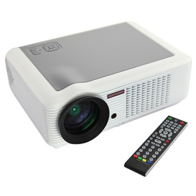 Video Projector 854*540 2000 Lumens Hd Home Th