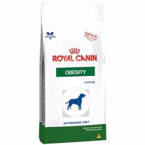 Ração Royal Canin Vet. Diet. Obesity Canine 10,1kg