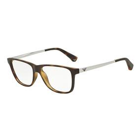 ff8d513fd4c84 ... P  Grau Óculos Ea6043 Branco. São Paulo · Armação Emporio Armani Ea3025  (marrom