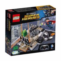 Brinquedo Montar Lego Confronto Herois Heroes Marvel 76044