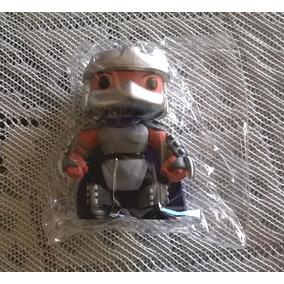 Boneco Tartarugas Ninja Destruidor - 7cm
