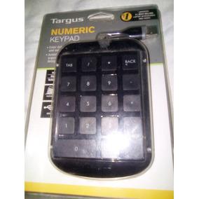 Teclado Numerico Usb Nuevo De Paquete