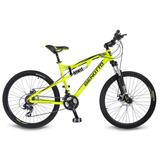 Bicicleta De Montaña Doble Suspension R26 Benotto Ds700