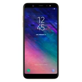 Celular Smartphone Samsung Galaxy A6+ Dourado Android 6.1