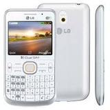 Celular Dual Chip Lg C397 Desbloqueado Branco Wi-fi