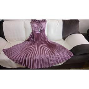 Vestido P/ Madrinha De Casamento Ou 15 Anos (novo) + Brinde
