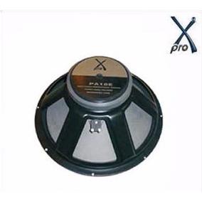 Parlante X-pro 18 Pulgadas 400 W Rms Pa 18e